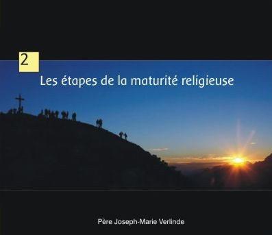 1 CD - Les étapes de la maturité religieuse