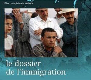 2 CD - Le dossier de l'immigration