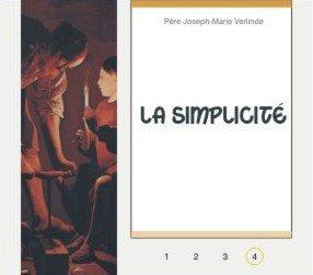 1 CD - La simplicité