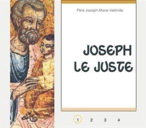 1 CD - Joseph le Juste
