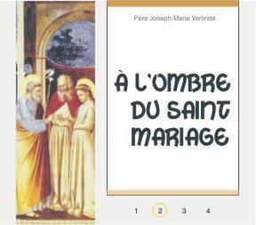 1 CD - A l'ombre du saint mariage