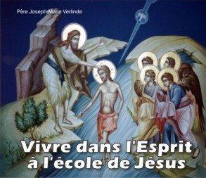 1 CD - Vivre dans l'Esprit, à l'école de Jésus
