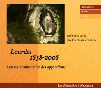 2 CD - Lourdes en son temps