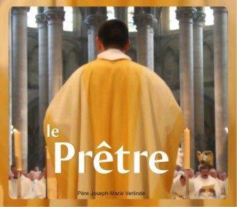 1 CD - Le prêtre