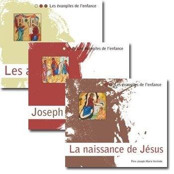 6 CD - Les évangiles de l'enfance