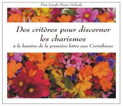 2 CD - Des critères pour discerner les charismes