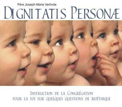 1 CD - Dignitas Personae