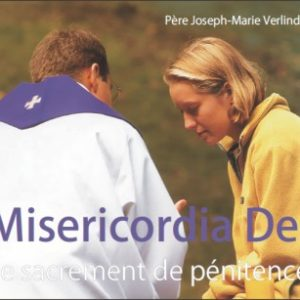 1 CD - Misericordia Dei : Le sacrement de pénitence