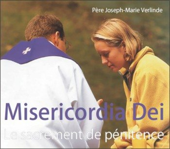 1 CD - Misericordia Dei : Le sacrement de pénitence