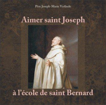 1 CD - Aimer saint Joseph à l'école de saint Bernard