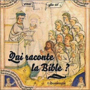 1 CD - Qui raconte la Bible ?