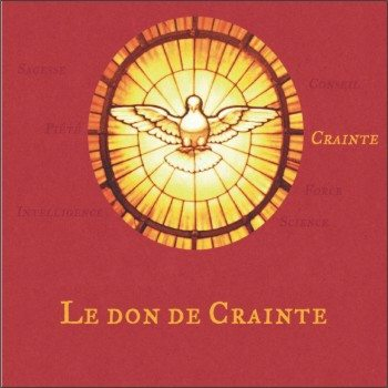 1 CD-Le don de Crainte