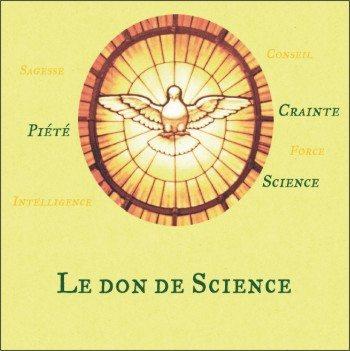 1 CD - Le don de Science