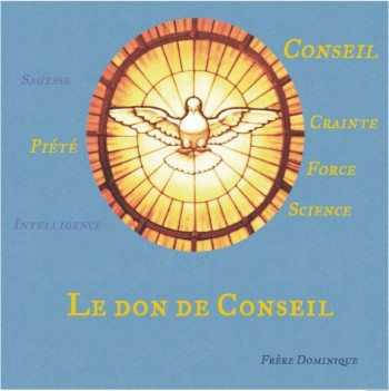 1 CD - Le don de Conseil