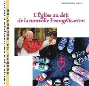 1 CD - L'Eglise au défi de la nouvelle évangélisation