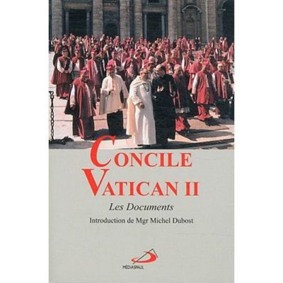 Concile Vatican II - les documents