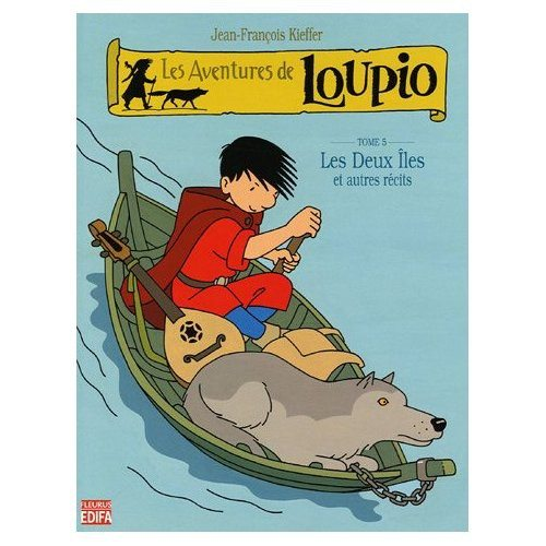 Les aventures de Loupio Tome 5 -