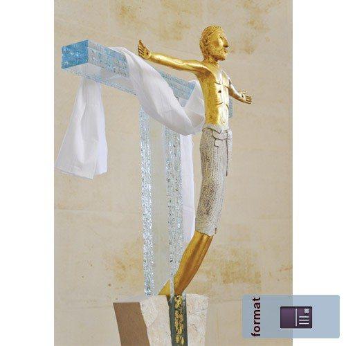 Carte Mont-Rouge - Le Crucifix
