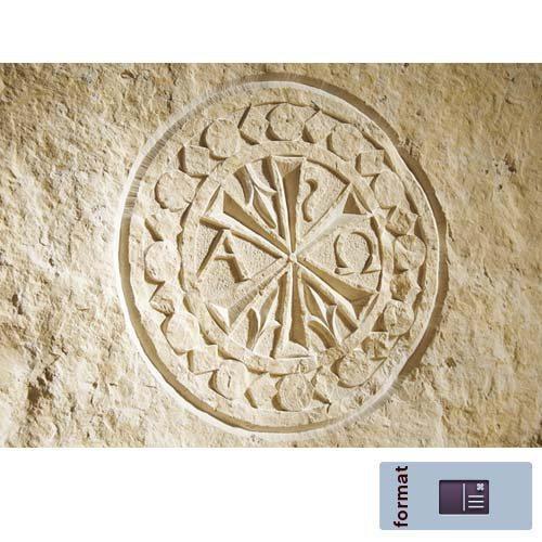 Carte postale Mont-Rouge - L'autel