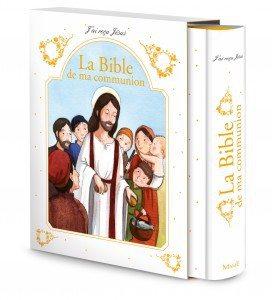 J'ai reçu Jésus - La Bible de ma communion